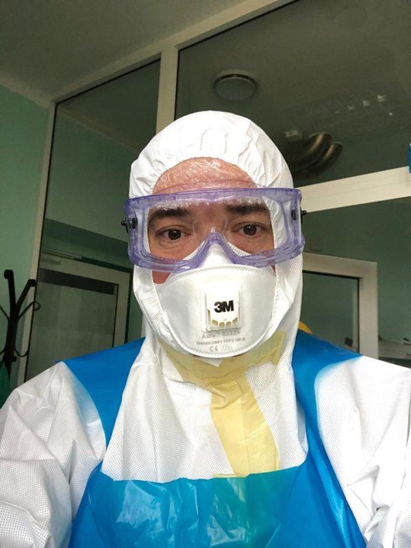 Лікар із Монастирища досліджує коронавірус у Варшаві